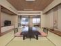 元禄館客室(温水洗浄便座完備)