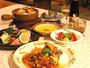ニセコ高原は、新鮮な高原野菜の宝庫、旬の野菜が お皿たっぷりと彩りに