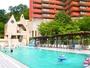 夏季限定!屋上ガーデンプール♪プール含む館内施設の利用は13:.00-ご利用頂けます☆