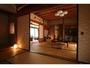 客室一例。水回りを快適にリフォーム済のお部屋も。