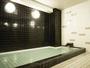 浴場は朝までいつでもオープン!お好きな時間にゆっくりお楽しみいただけます。