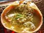 グツグツ♪蟹の旨みが凝縮されて、香ばしいかおりが食欲をそそること間違いナシ!