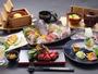風花懐石:当館おすすめの上級コースです。伊豆の味覚、贅沢素材をお楽しみ下さい。