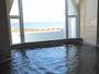 オーシャンビューの展望風呂
