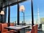 R restaurant&bar 朝日が射し込むレストランで清々しい朝食を。