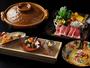 【特別会席イメージ】栃木ならではの味噌を贅沢に使用した「味噌牛しゃぶ会席」