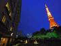 東京タワーまで徒歩約3分