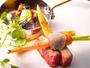 四季の地場野菜をふんだんに取り入れた「創作和会席コース」