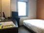 140cm幅のゆったりベッド(シモンズ社製)