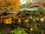 ■「離れ」日本庭園を眺め美しい木々に包まれる当館