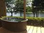 1日二室限定の露天風呂付き客室♪久美浜湾を望みながら優雅なひと時を…