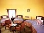 4ベッドの客室