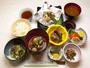 ☆季節や日によって変わるお食事の例です☆お風呂と並んで大好評!