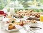 【ご朝食】レストラン「グランサンク」(6:30-10:00)50品以上の種類豊富な朝食ブッフェ