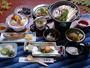 夕食(11品・一例)