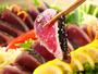 旬のカツオはこじゃんち旨い!本場高知で飛び切り新鮮なカツオのたたきを食す!!\(^∇^)/