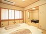 ◆和室(2間)4.5畳+6畳◆布団サイズ「幅95cm×縦195cm」