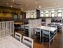 朝食レストラン「花茶屋」朝はバイキング朝食を無料サービスでご案内☆.。.:*・