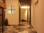 2階廊下この奥には【和スイート・楓の間】があります