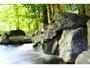 鬼怒川温泉を楽しめる露天岩風呂でごゆっくりと・・・
