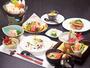 *【夕食一例】和洋折衷の季節を感じるメニューをお楽しみください。