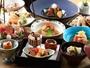 ご夕食 北の会席コース:道産膳イメージ全11品道産膳イメージ