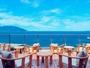 【サンブエナデッキ】海を眺めながらビールなどの飲み物をお楽しみください