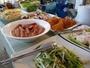 朝食バイキング一例旬の地元食材を中心に全30種類。*お膳の場合もございます。