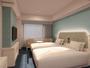 客室一例(イメージ) 鎮静と上質をテーマにした優美な客室