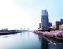 帝国ホテル大阪では都会でありながら四季折々の美しさをお楽しみいただけます。