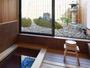 客室「日新」浴室