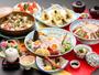 <夕食一例>有明海の恵み、新鮮な海の幸お召し上がりください。