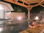 広々とした大浴場と、心地よく肌をつたう湯の温もりで至福のひとときをおすごしください