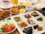 *朝食一例/彩り豊かな和洋バイキングをお楽しみください!中標津産の美味しい牛乳も人気です♪