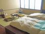 *【部屋一例】畳のスペースでお寛ぎいただける和風モダンな部屋タイプ。