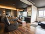 【客室の一例】和モダンに統一された和洋室 全客室シモンズベッドを採用しております