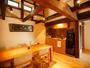 【客室 流水】離れ(蔵)のキッチン