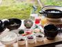 *【和朝食】炊き立ての土鍋ご飯に、北陸の幸を添えた和朝食をどうぞ。