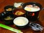 【朝食例】食堂にて7:00から8:30までのご提供となります。