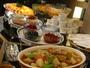 【朝食バイキング】ホテルメイドの和洋約20種(季節により変更有)。