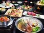 【期間限定】三陸の旨みたっぷり鍋と釜炊き蟹いくらご飯プラン