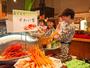 *【和風海鮮バイキング】「磯魚」 人気のずわい蟹も食べ放題!