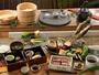 京のおばんざいと囲炉裏のご朝食
