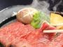 国産和牛のステーキ!とろけます♪