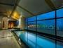 【天然温泉るりの湯】絶景、琵琶湖の夜景と癒しの天然温泉。