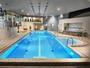 会員制スポーツクラブ「ゴールデンスパ・ニューオータニ」のご利用が、滞在中何度でも無料。