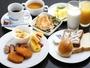 【無料朝食バイキング】洋食一例