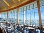 開放的な海の絶景を望むシーサイドレストラン「テラスブラッセリー」