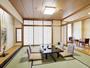 【和室10畳】当館スタンダードの和室です。