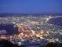 是非観て頂きたい函館山からの夜景。
